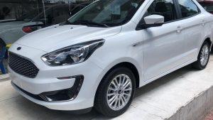 Ford Fingo 2019