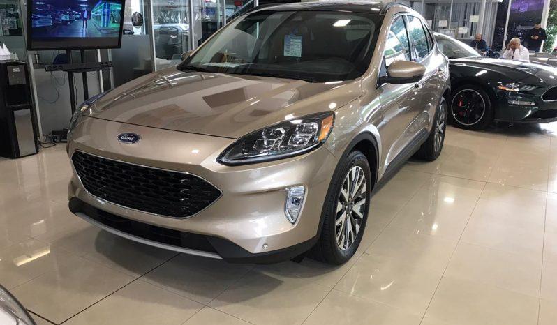 Ford Escape titanum 2020