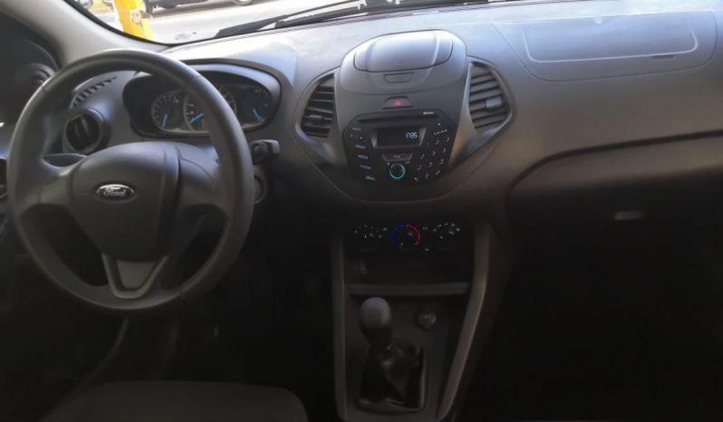 Ford Figo Impulse 2017, X5D lleno