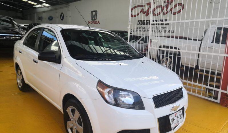 Chevrolet Aveo, 2017 LT F Mt lleno