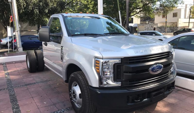 Ford f 350 2019 plateado