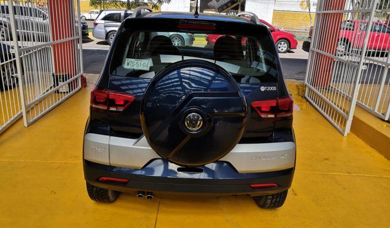 Volkswagen CrossFox, 2017 lleno