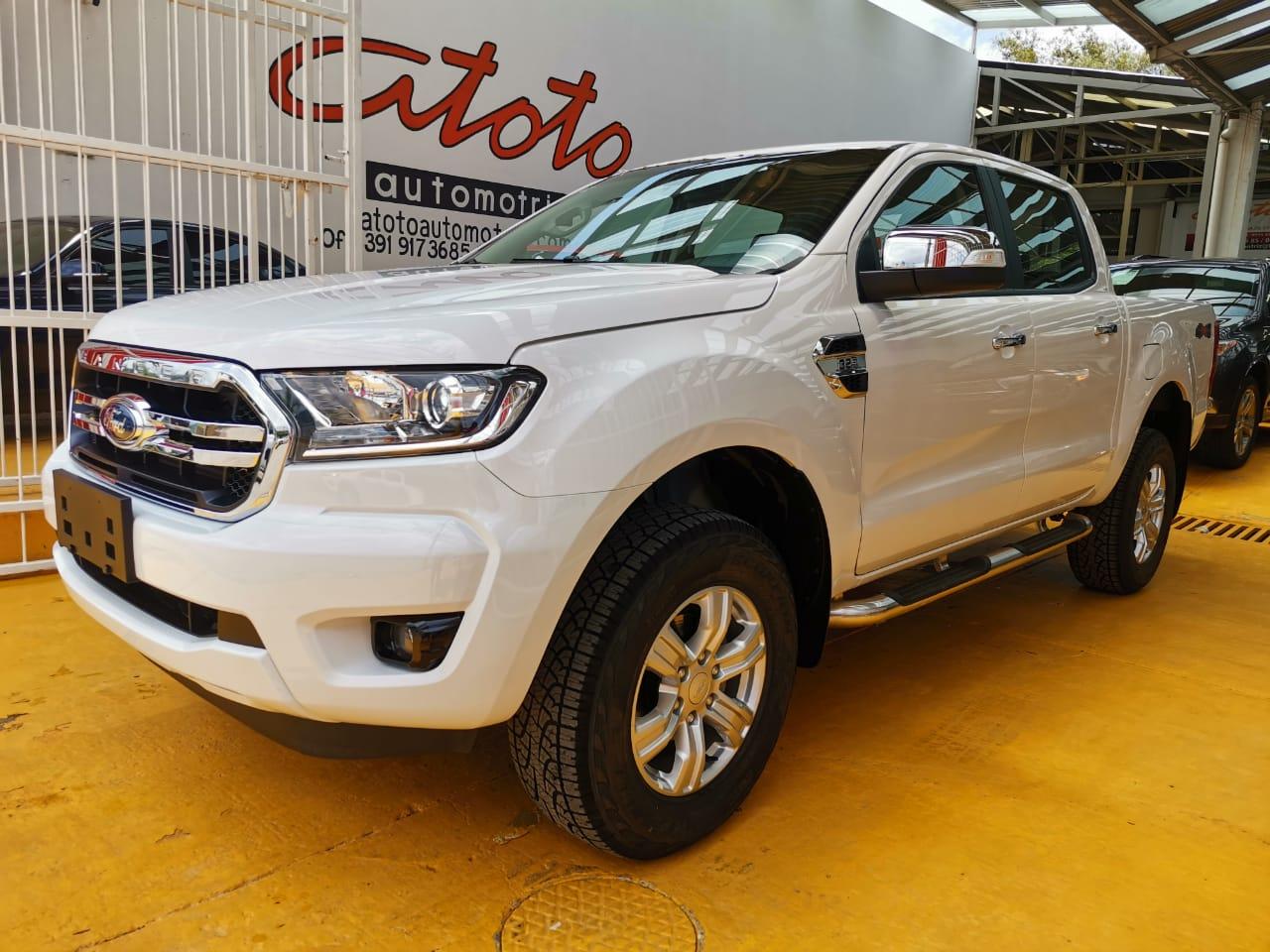 FORD Ranger 2020 XLT Diesel NUEVA