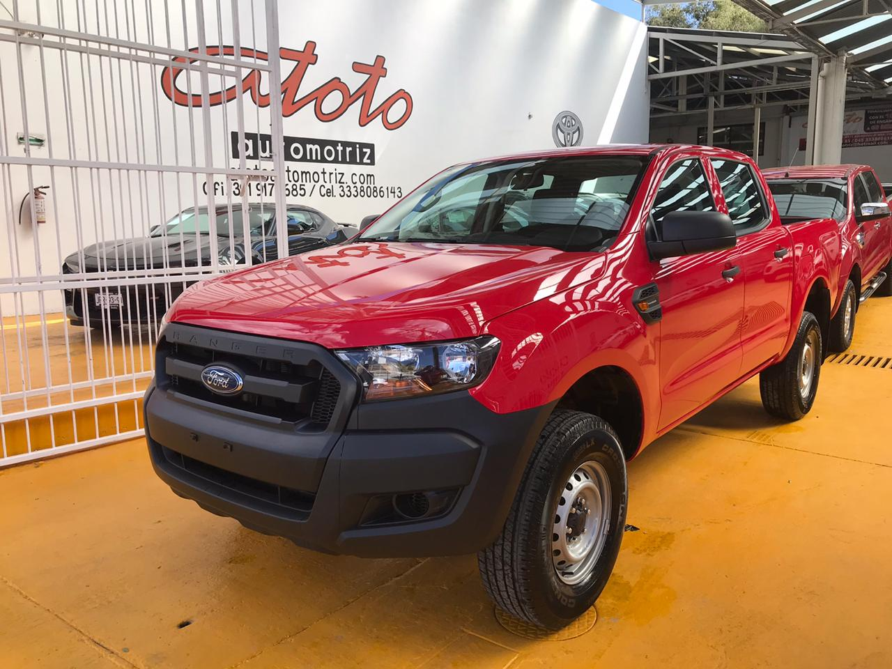 Ford Ranger, 2020 XL Gasolina 4×2