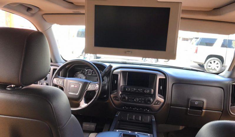 GMC Sierra 2015 4×4 All Terrain Crew Cab D lleno