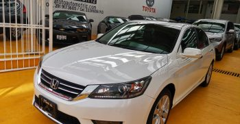 Honda Accord xle 2015