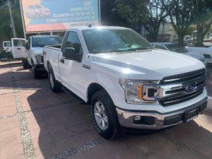 Ford Lobo 2020 Blanca