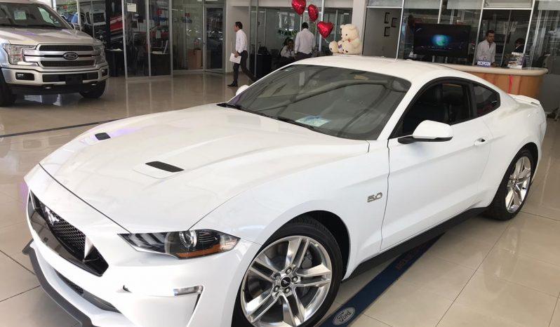FORD Mustang 2020 GT V8 AT 5.0L