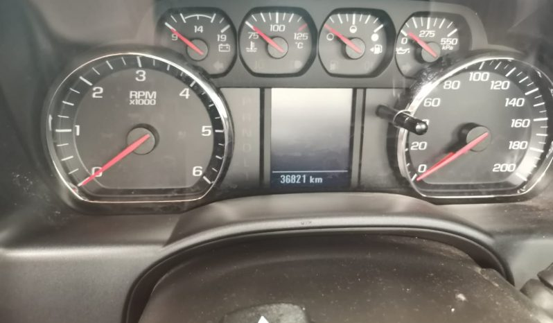 Chevrolet Silverado 1500 2018 lleno