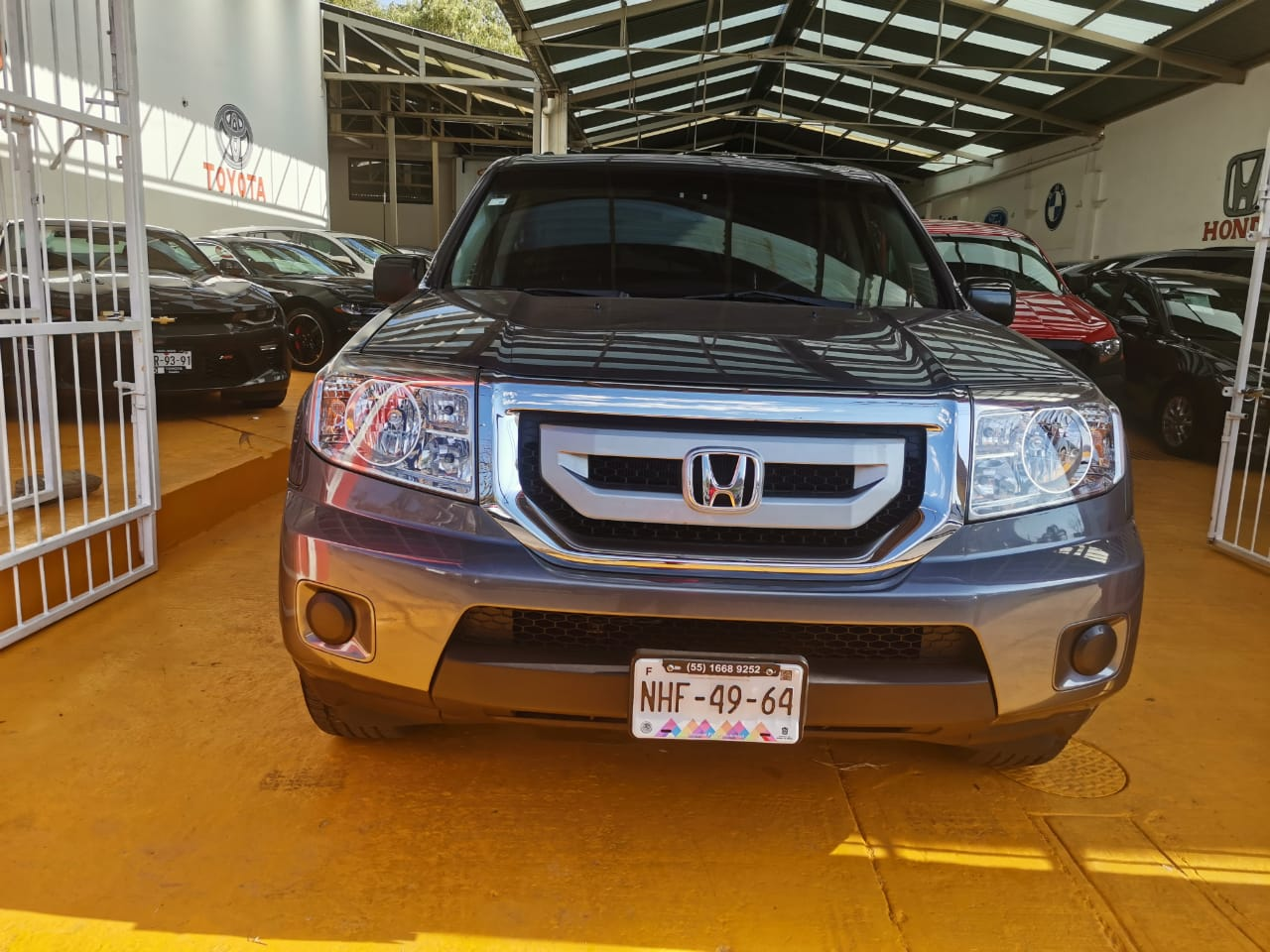 Honda Pilot 2010 LX AT lleno