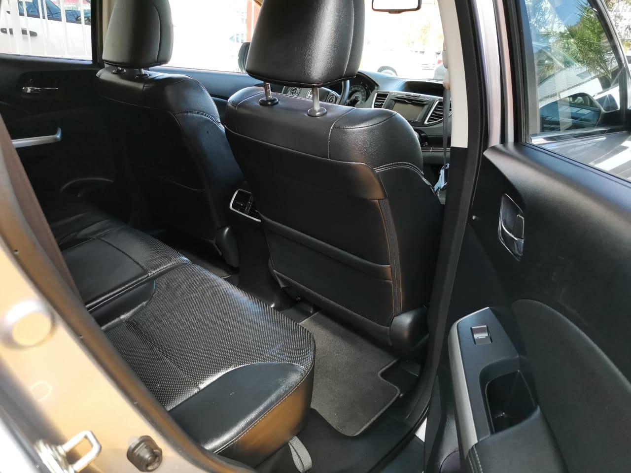 Honda CR-V 2016 EXL Navi lleno