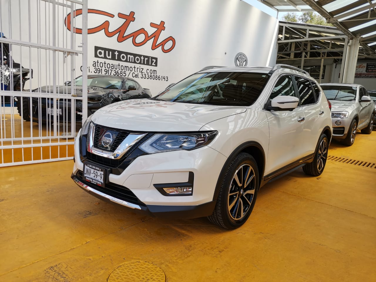 NISSAN X-TRAIL 2018 Exclusive 3 ROW