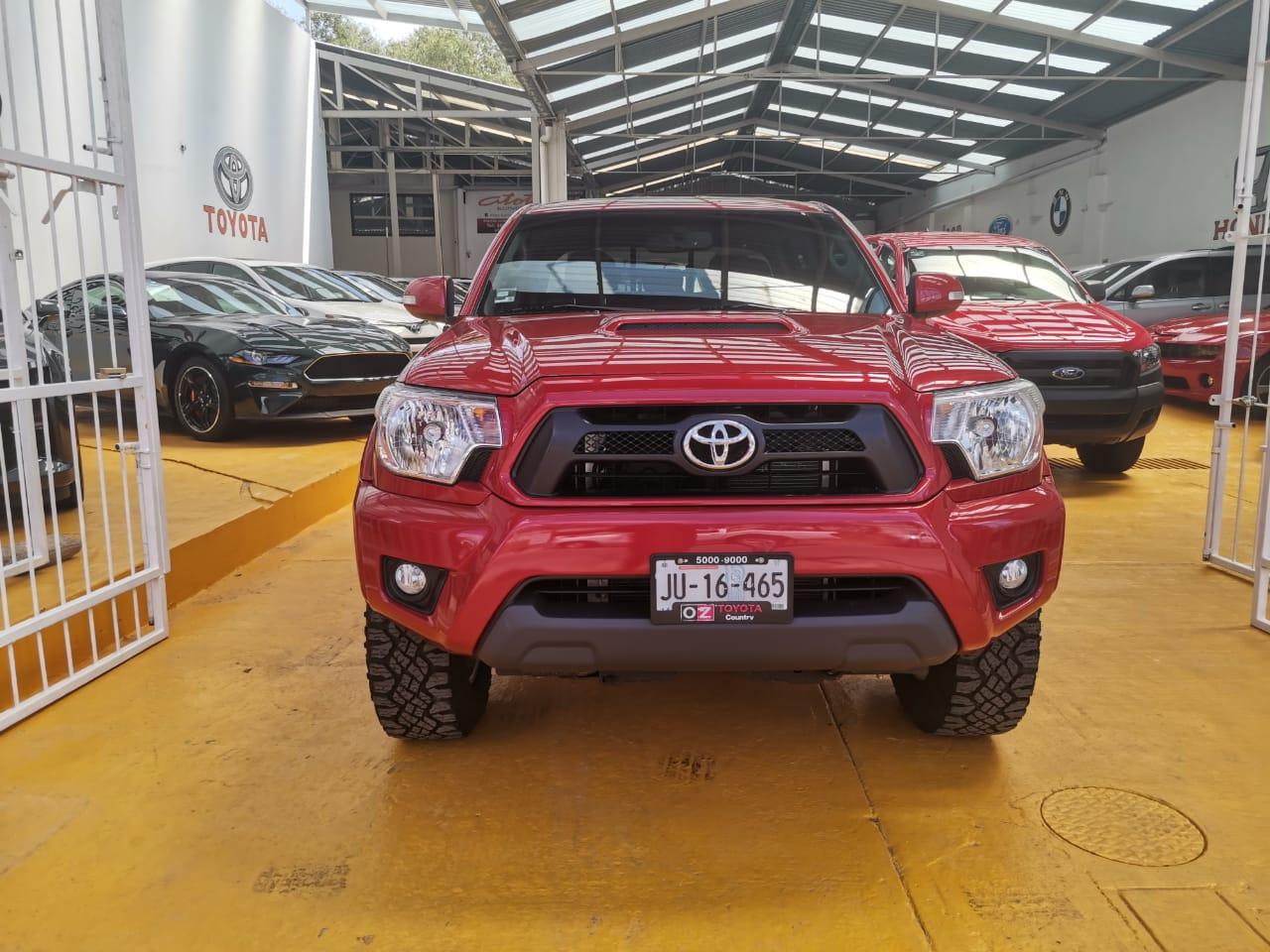 Toyota Tacoma 2014 TRD Sport lleno