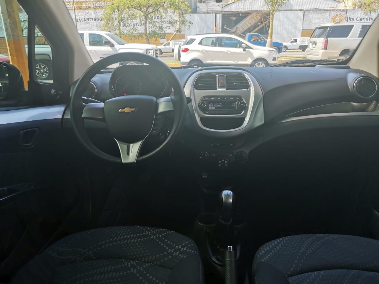 Chevrolet Beat 2019 LT B TM lleno