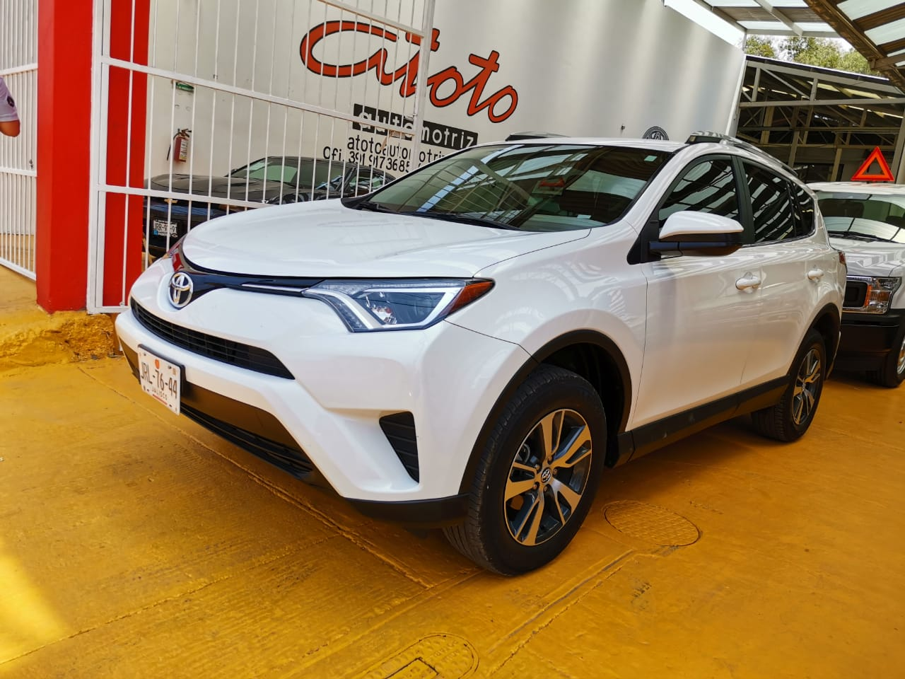 Toyota Rav4, 2017 LE AT