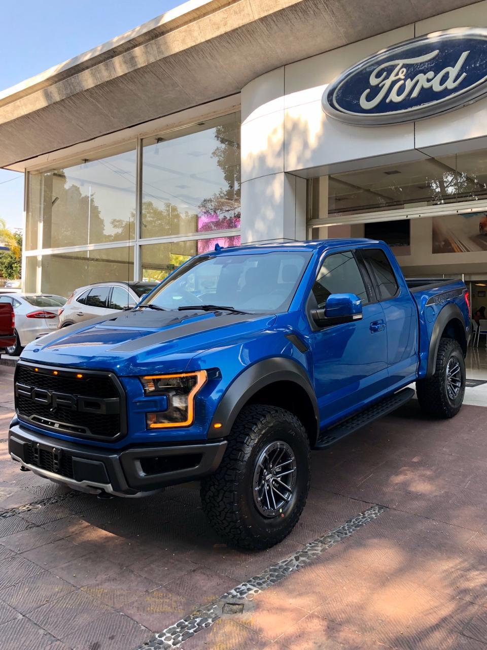 Ford Lobo, 2020 Raptor Crew Cab 4×4 3.5L V6