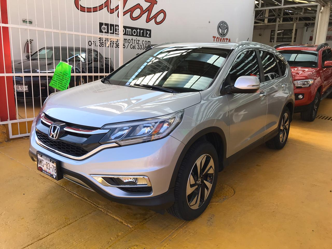 2015 Honda Cr-V EX-L Navi