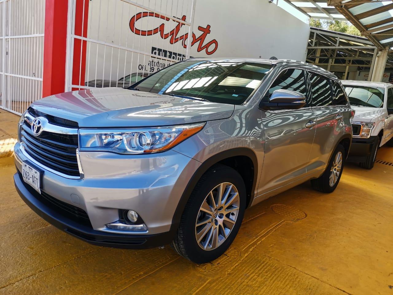 Toyota Highlander 2015 limited