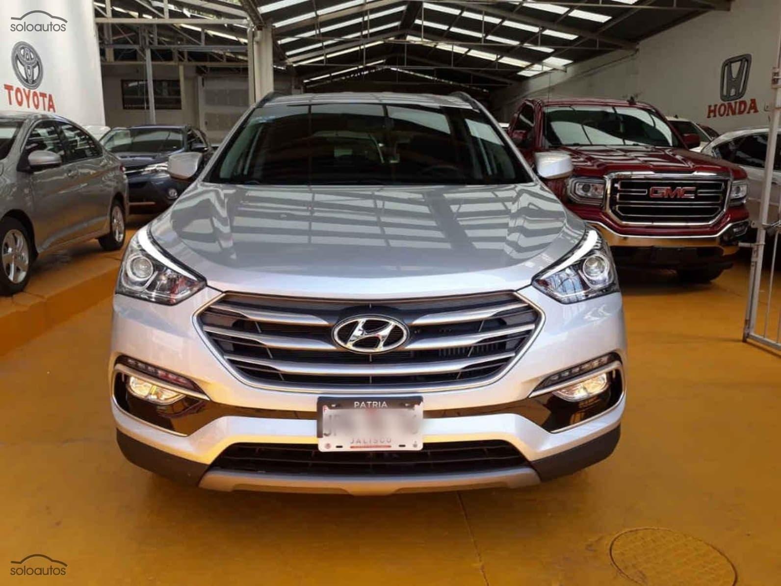 Hyundai Santa Fe, 2018 Sport L At lleno