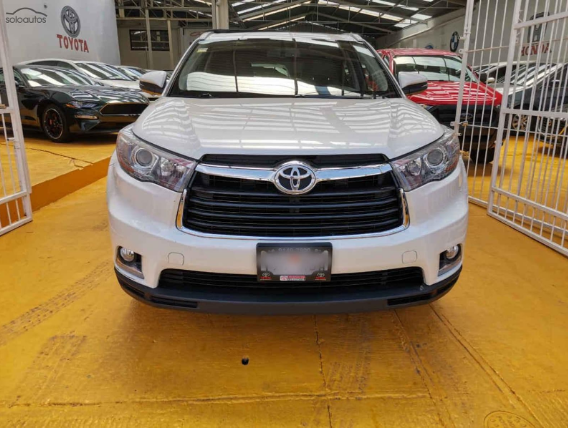 Toyota Highlander 2015 Limited Panorama Roof AT