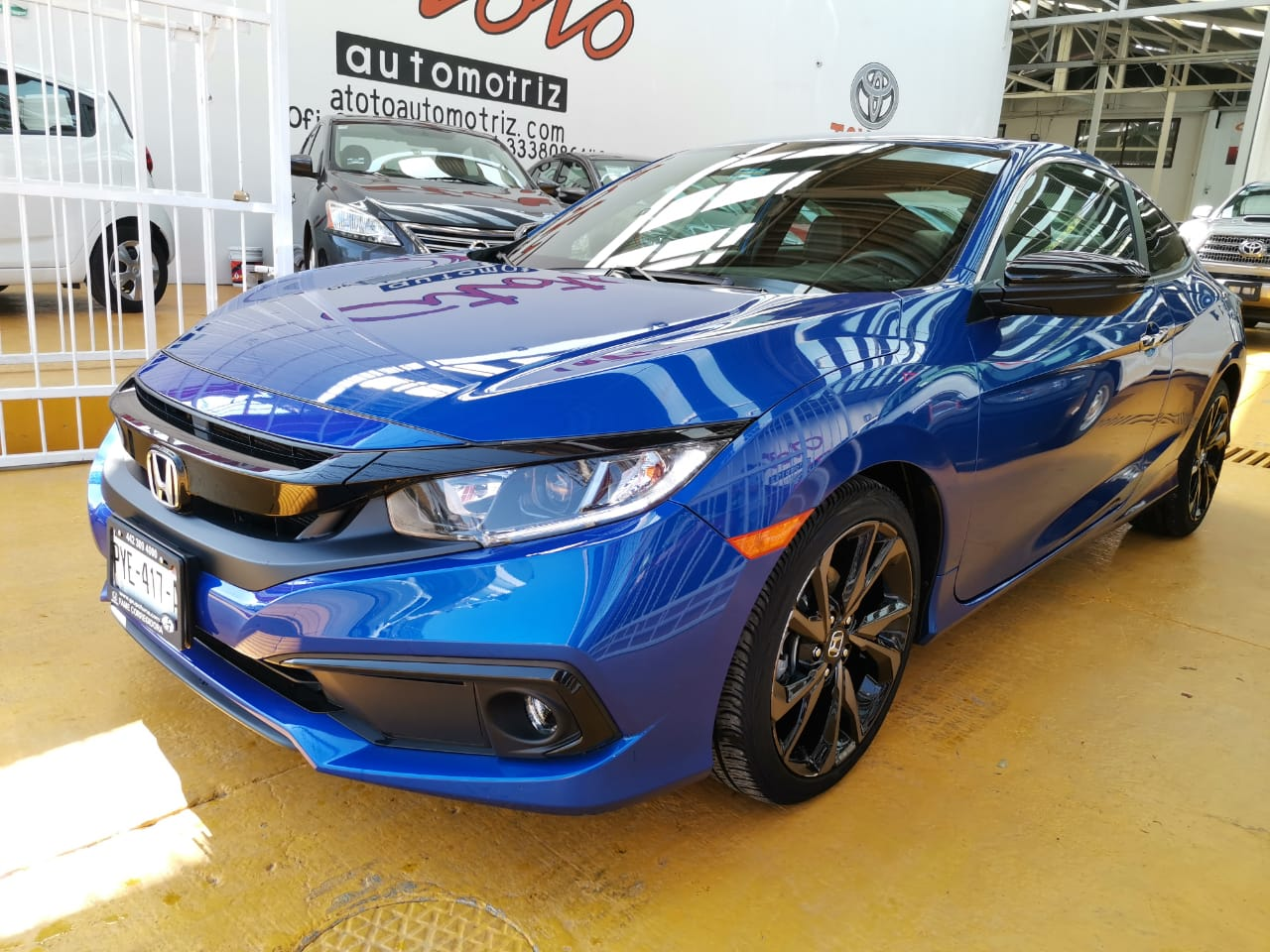 Honda Civic, 2019 Turbo Plus