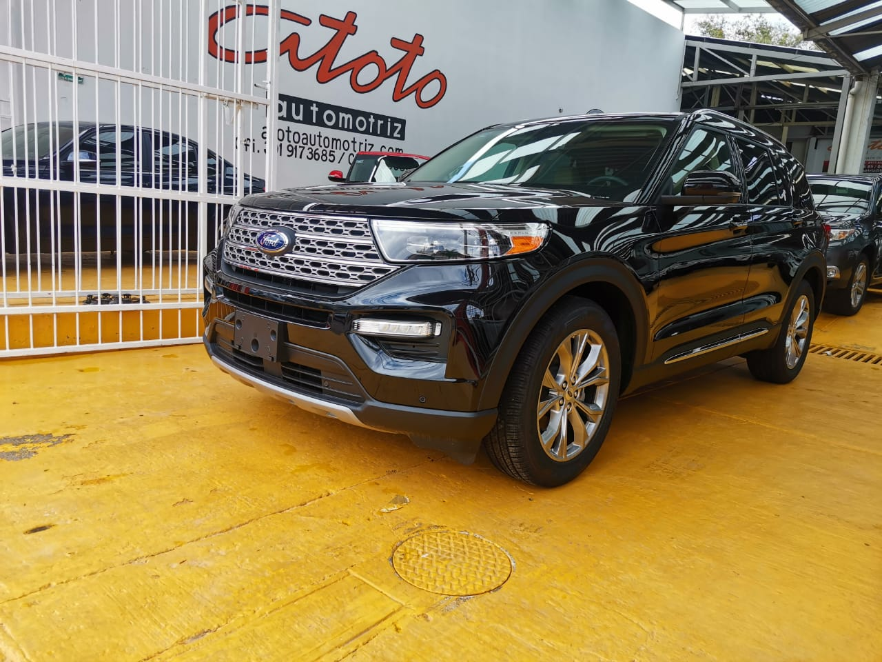Ford Explorer, 2020 Limited RWD