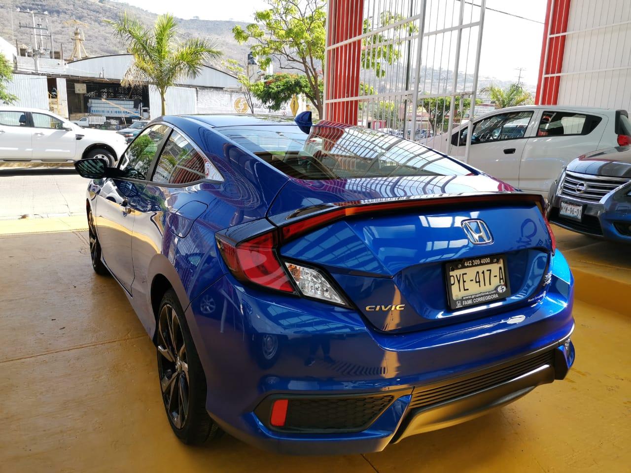 Honda Civic, 2019 Turbo Plus lleno