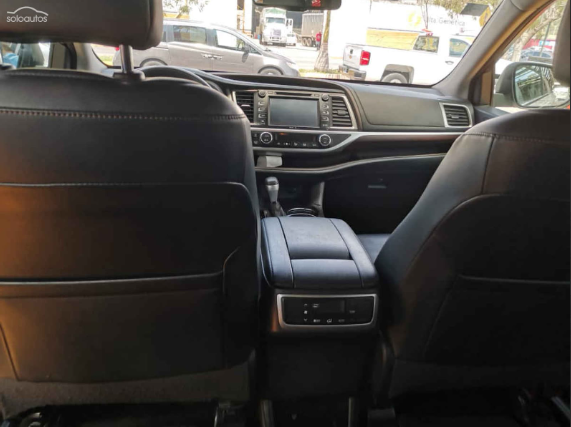 Toyota Highlander 2015 Limited Panorama Roof AT lleno