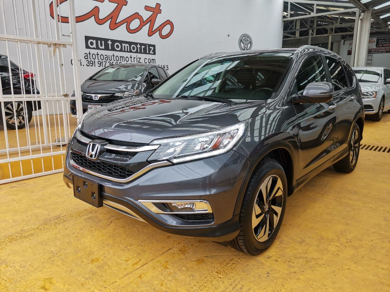Honda crv 2017 exl