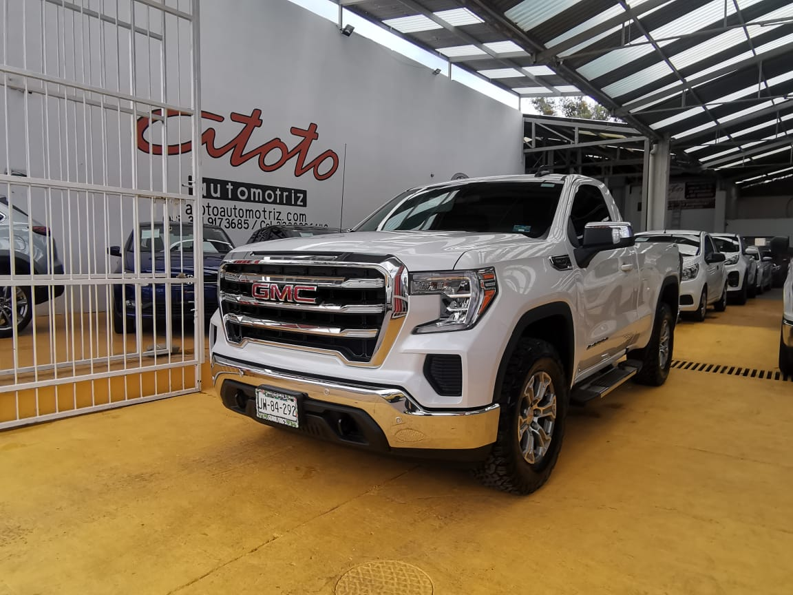 GMC Sierra, 2020 Cabina Regular Sle 4×4 At