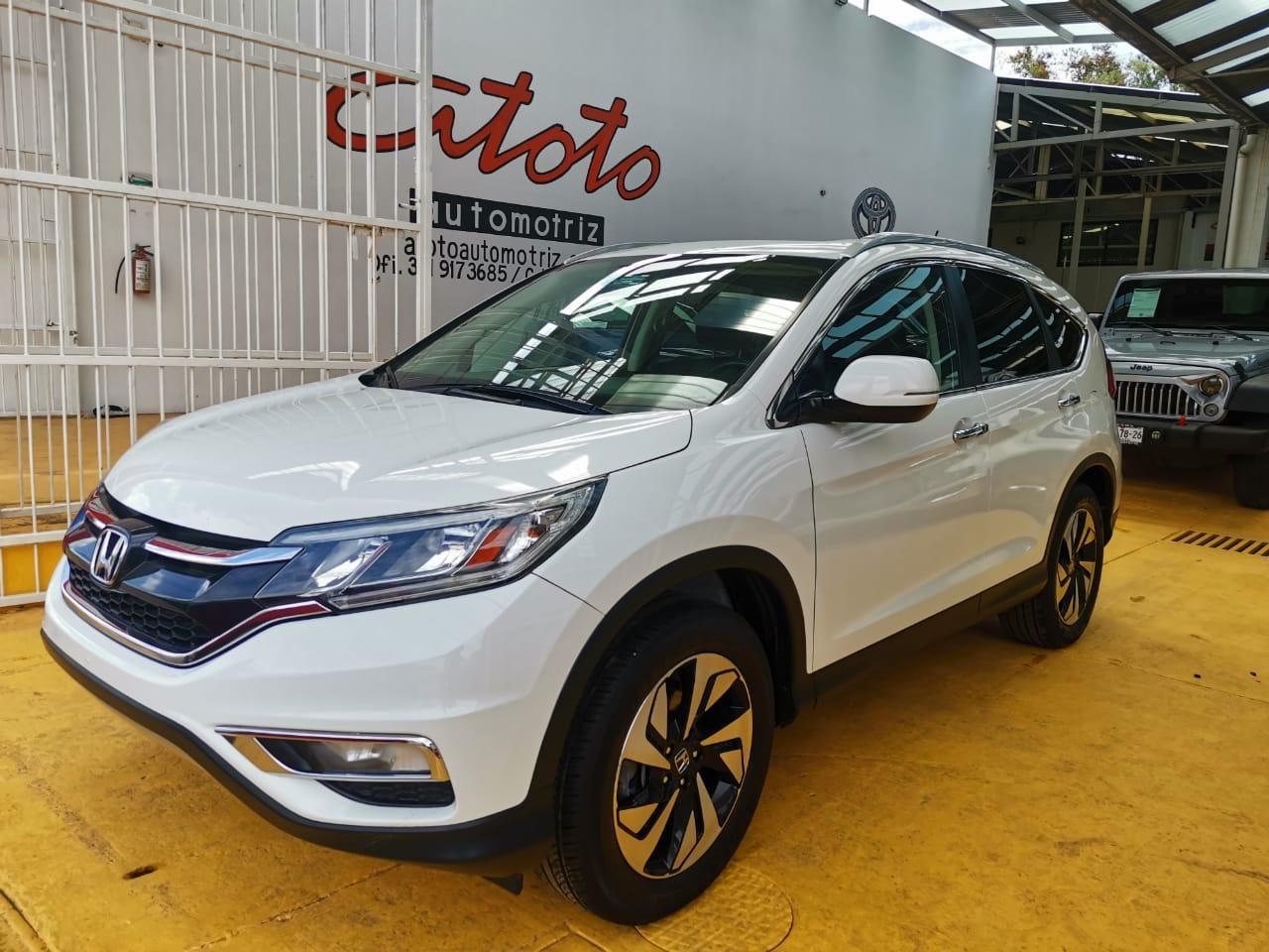 Honda Cr-V, 2016 EXL Navi