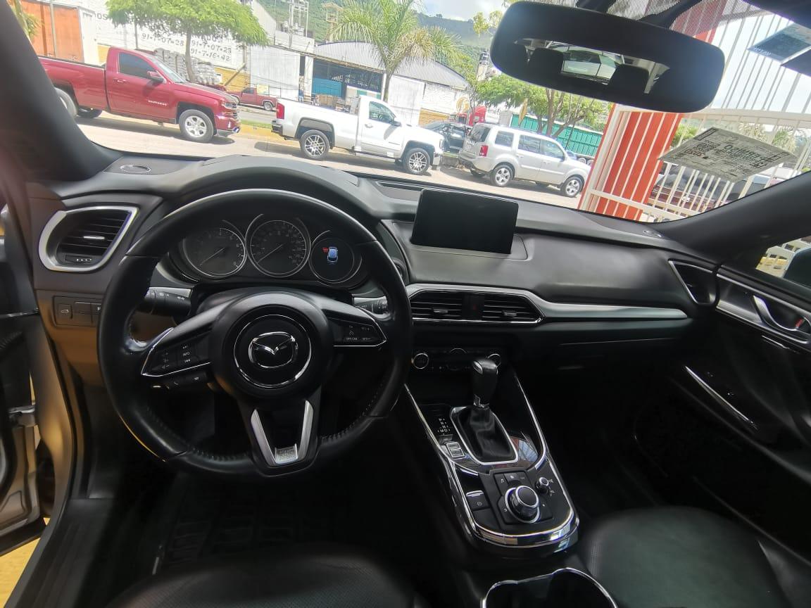 Mazda CX-9, 2018 I Grand Touring Awd At lleno