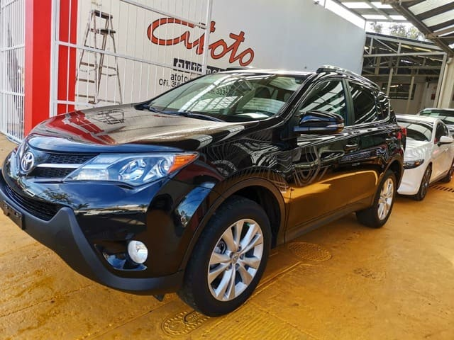 Toyota Rav4, 2015 Limited Platinum