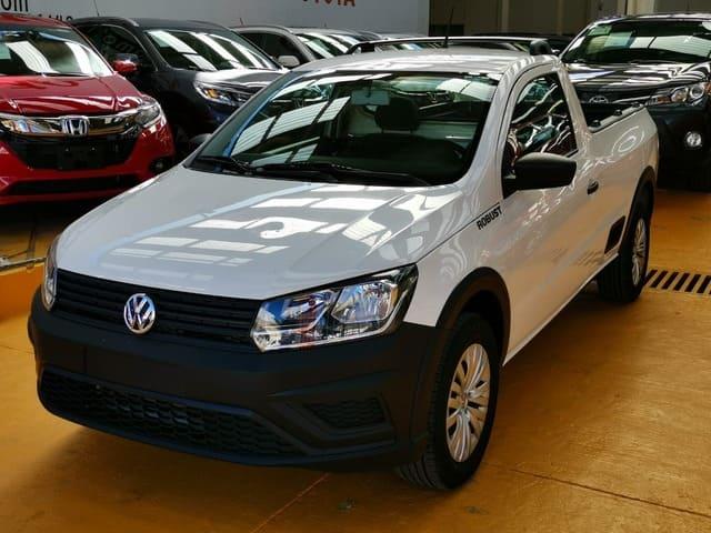Volkswagen Saveiro, 2020 Robust CS