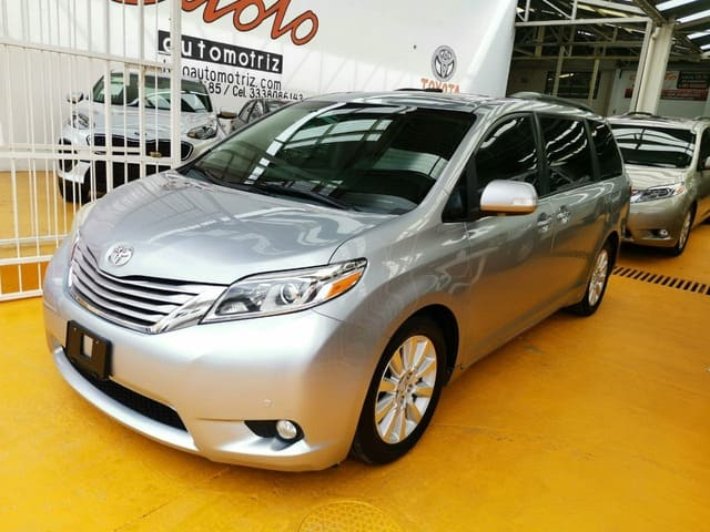 Toyota Sienna, 2016 Limited At