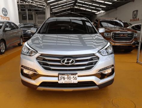 Hyundai Santa Fe, 2018 Sport L At