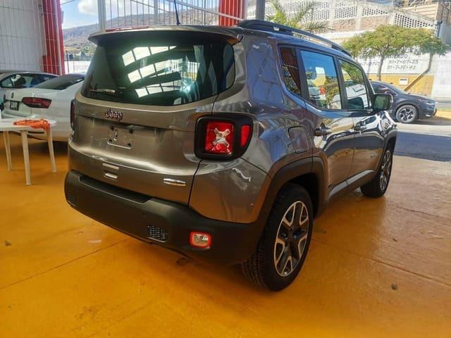 Jeep Renegade, 2020 Latitude lleno