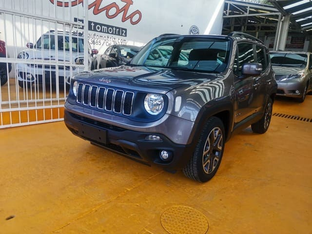 Jeep Renegade, 2020 Latitude