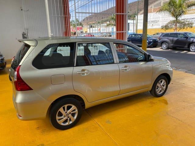 Toyota Avanza, 2018 Xle At lleno