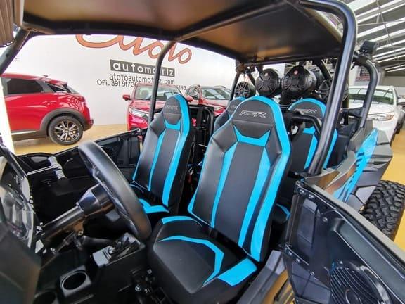 Polariz Rzr, 2020 1000cc Turbo S La Bestia lleno