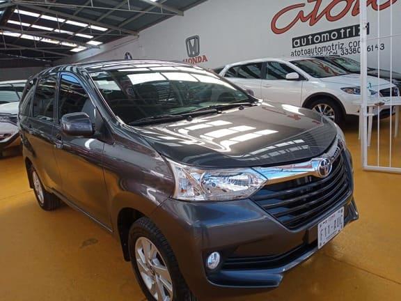 Toyota Avanza 2018 XLE At lleno