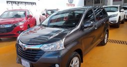 Toyota Avanza 2018 XLE At