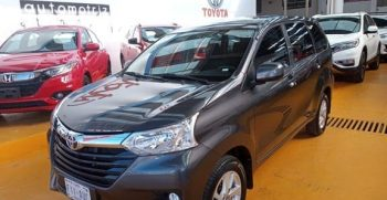 Toyota Avanza XLE 2018