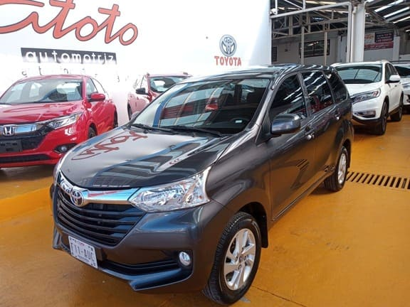Toyota Avanza 2018 XLE At