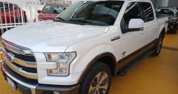 Ford Lobo, 2016 Doble Cabina King Ranch