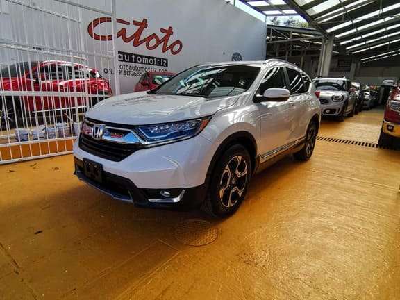 Honda CR-V, 2018 Touring Cvt
