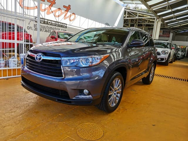 Toyota Highlander, 2016 Limited Panoramic Roof At