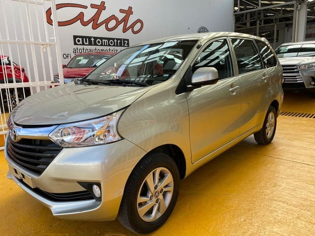 Toyota Avanza, 2018 Xle At