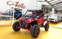 Polariz Rzr, 2018  1000cc Turbo Bestia