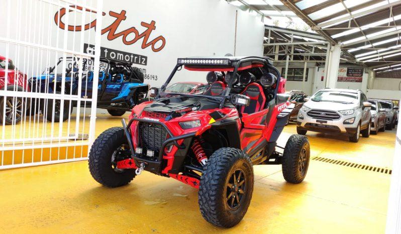 Polariz Rzr, 2018  1000cc Turbo Bestia